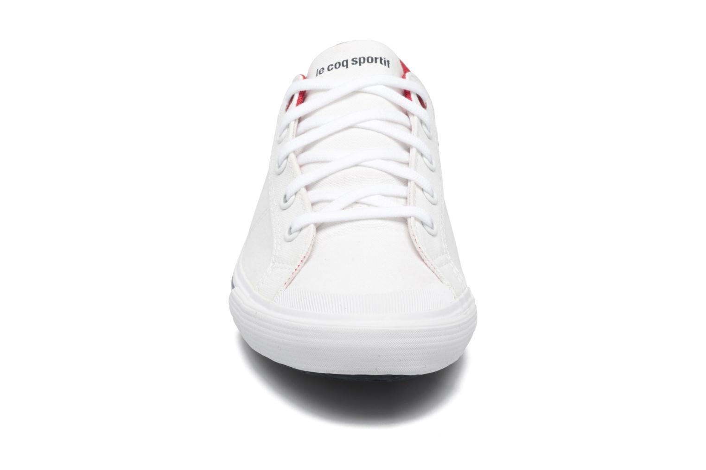 Baskets Le Coq Sportif Saint Gaetan GS Blanc vue portées chaussures