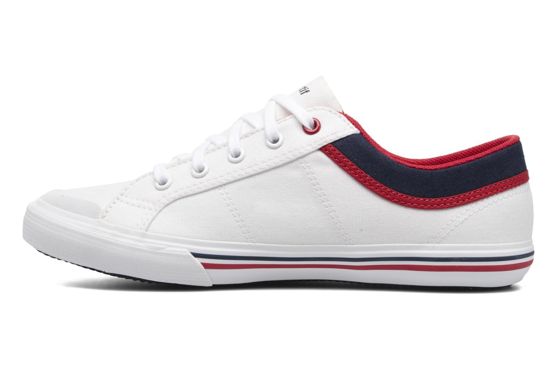 Sneaker Le Coq Sportif Saint Gaetan GS weiß ansicht von vorne