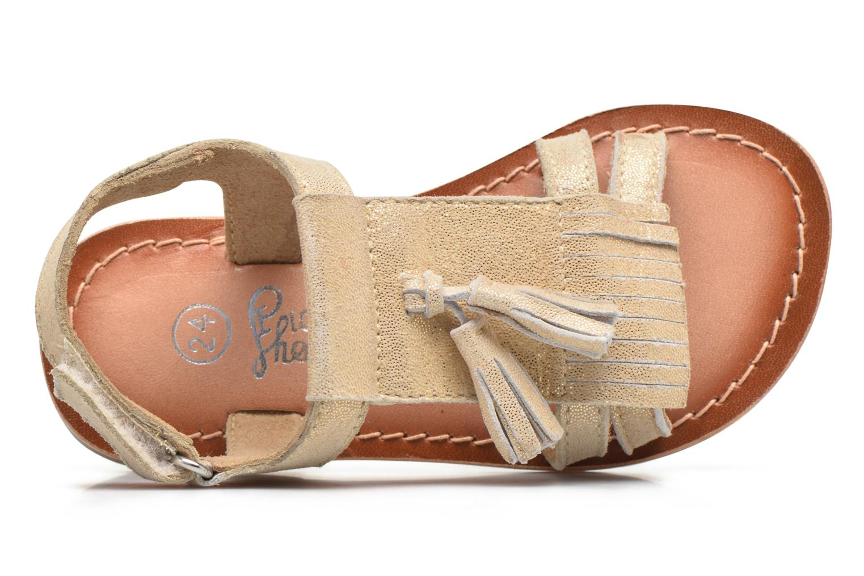 KEFRAN Leather Or