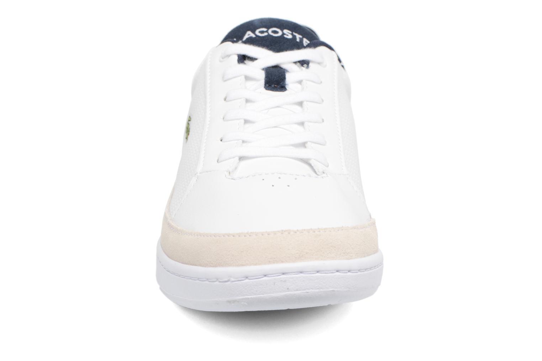 Deportivas Lacoste Setplay 117 1 Blanco vista del modelo
