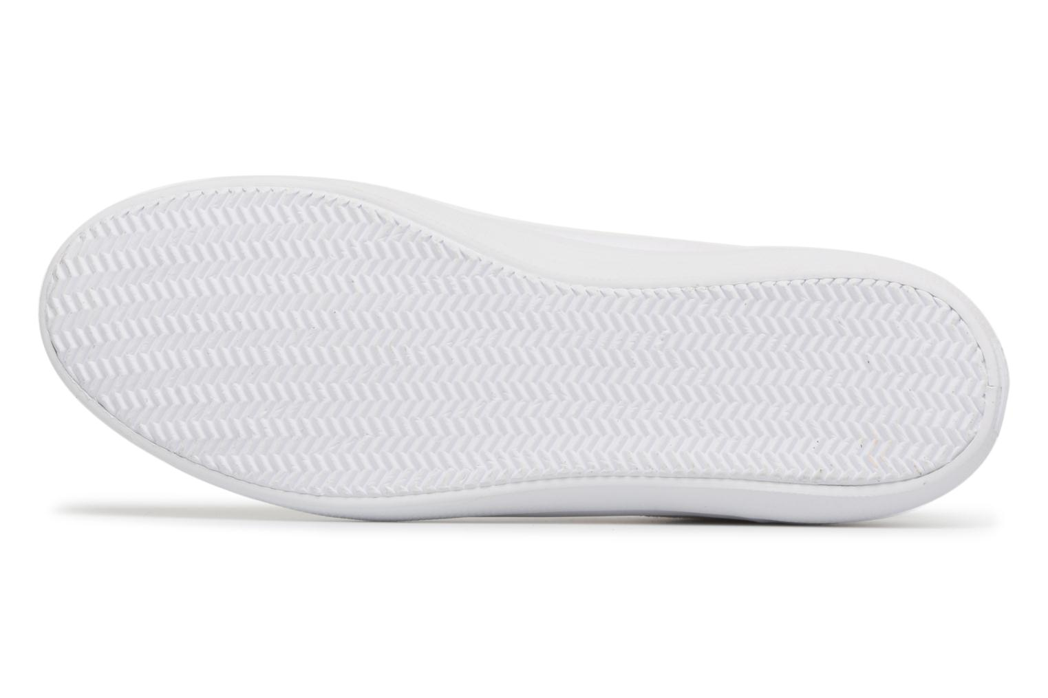 Trainers Lacoste Lerond BL 2 White view from above