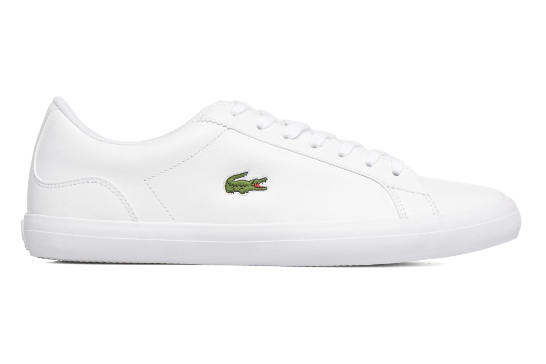 Sneaker Lacoste Lerond BL 1 weiß ansicht von hinten