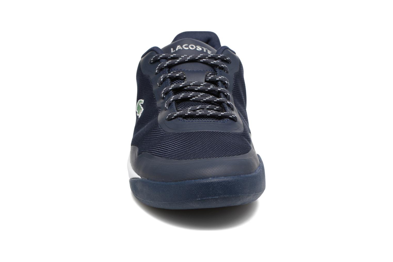 Baskets Lacoste Lt Spirit 117 2 Bleu vue portées chaussures