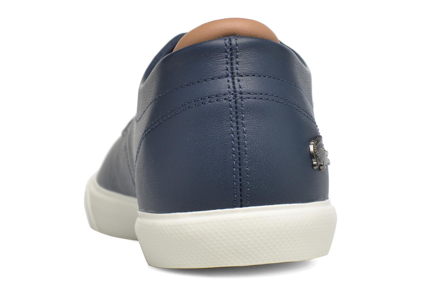 Trainers Lacoste Espere 117 1 Blue view from the right