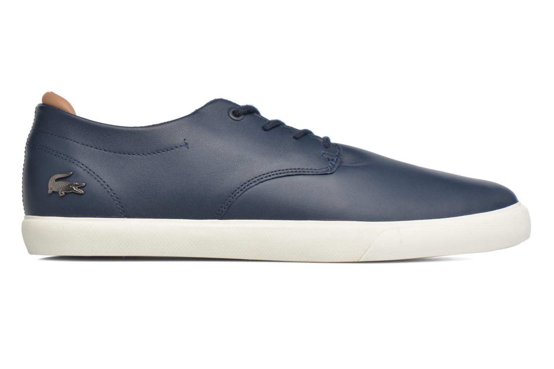 Sneaker Lacoste Espere 117 1 blau ansicht von hinten