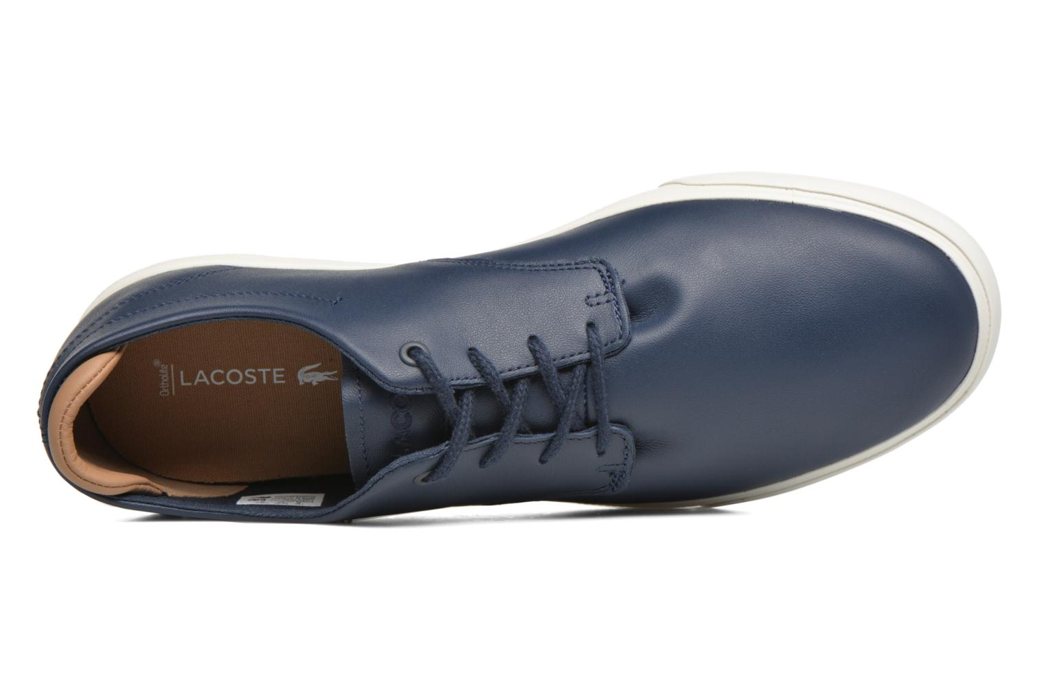Trainers Lacoste Espere 117 1 Blue view from the left