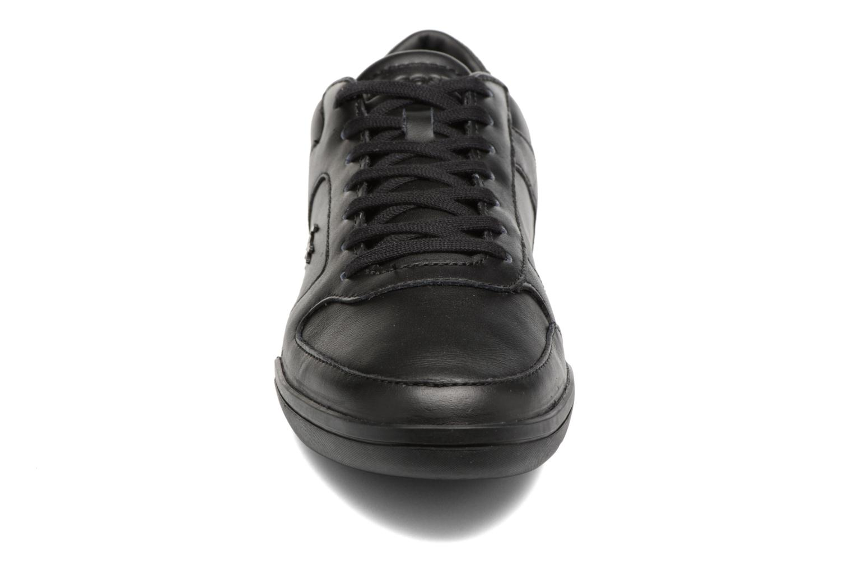 Deportivas Lacoste Court-Minimal 117 1 Negro vista del modelo