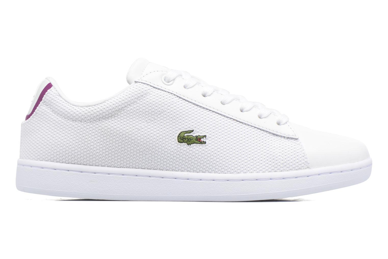 Sneakers Lacoste Carnaby Evo 117 5 Bianco immagine posteriore
