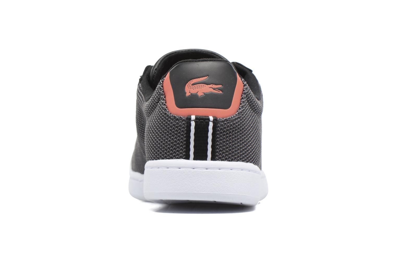 Sneakers Lacoste Carnaby Evo 117 1 Sort Se fra højre