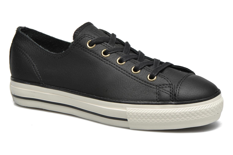 Chuck Taylor All Star High Line Ox Black/black/white