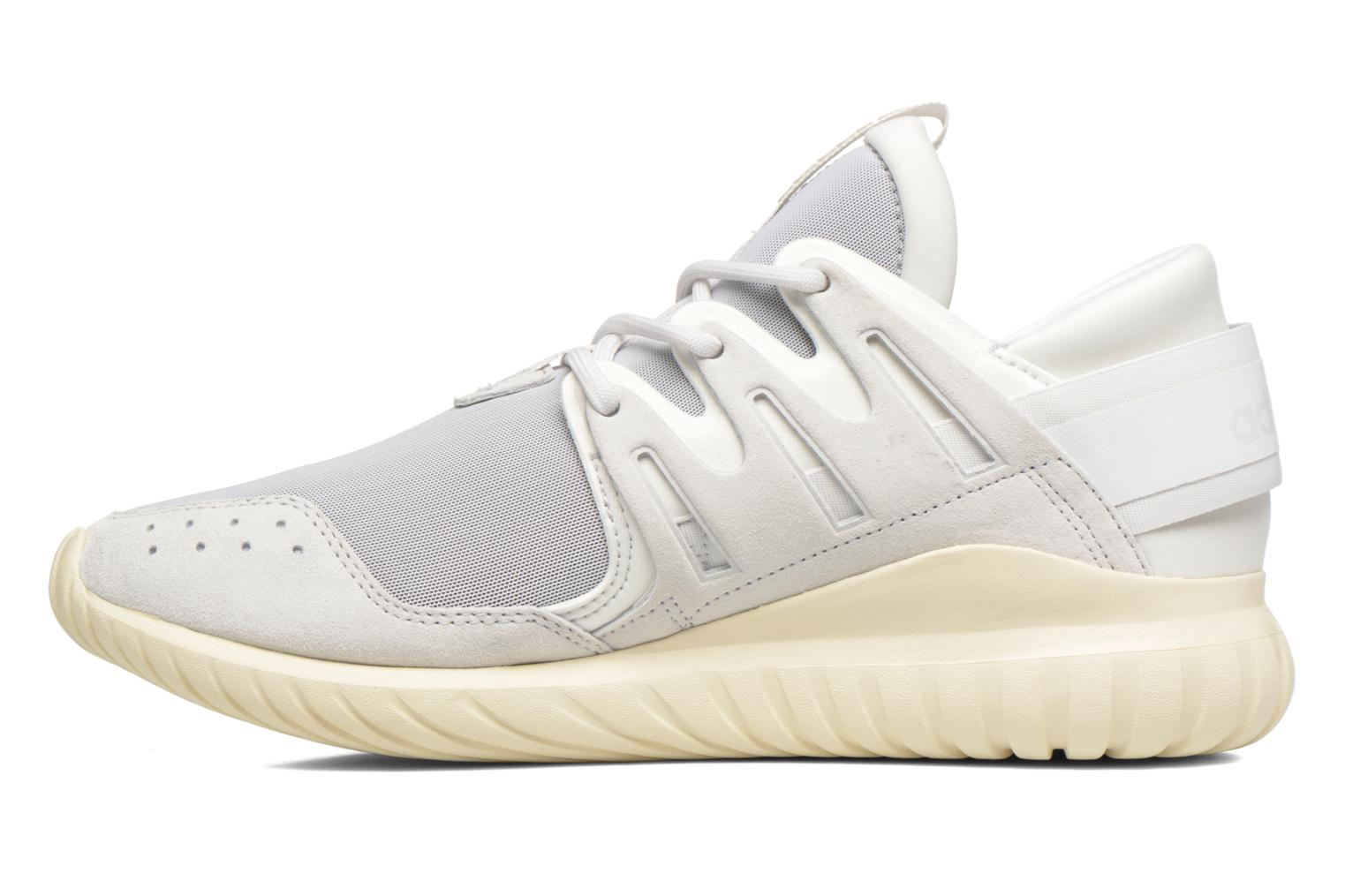 Baskets Adidas Originals Tubular Nova Gris vue face