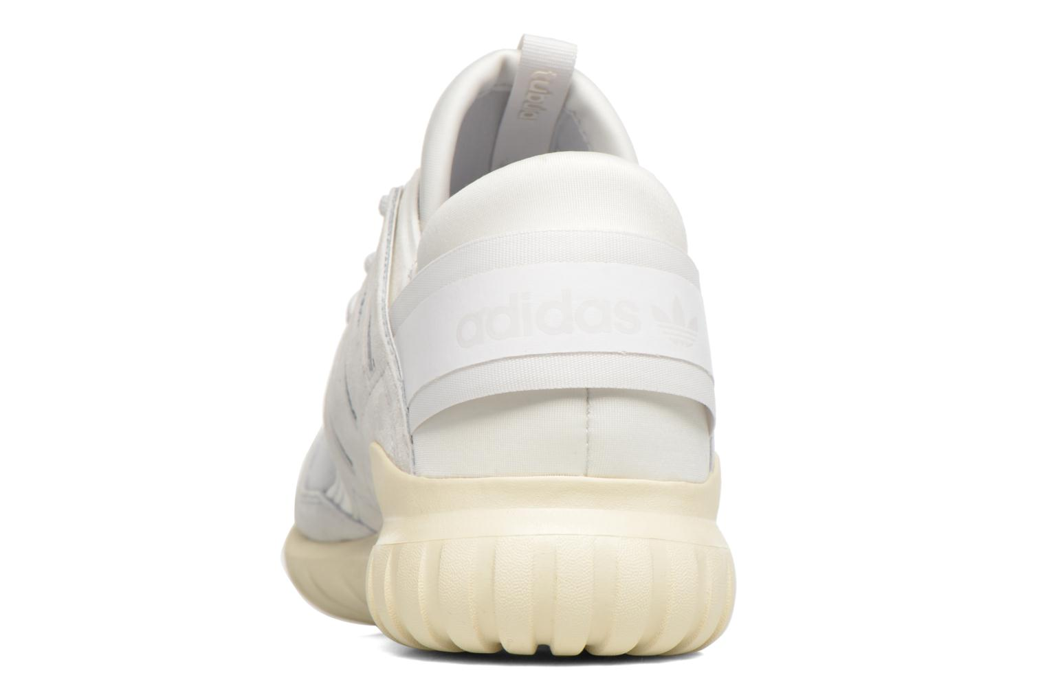 Baskets Adidas Originals Tubular Nova Gris vue droite