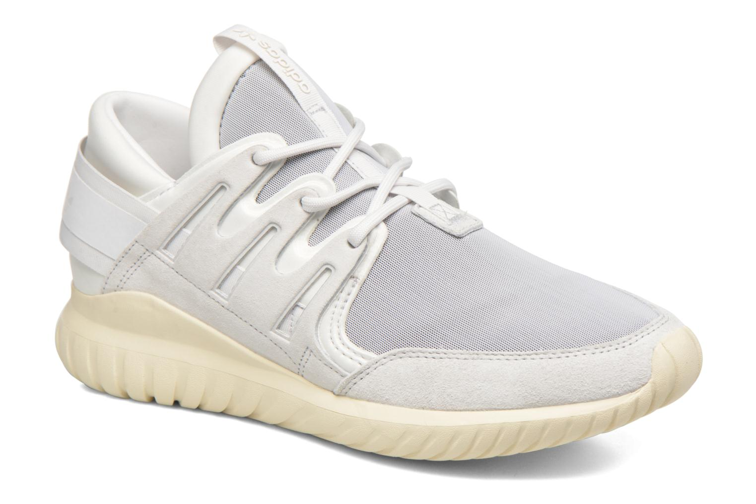 Baskets Adidas Originals Tubular Nova Gris vue détail/paire