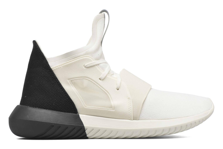 Baskets Adidas Originals Tubular Defiant W Blanc vue droite