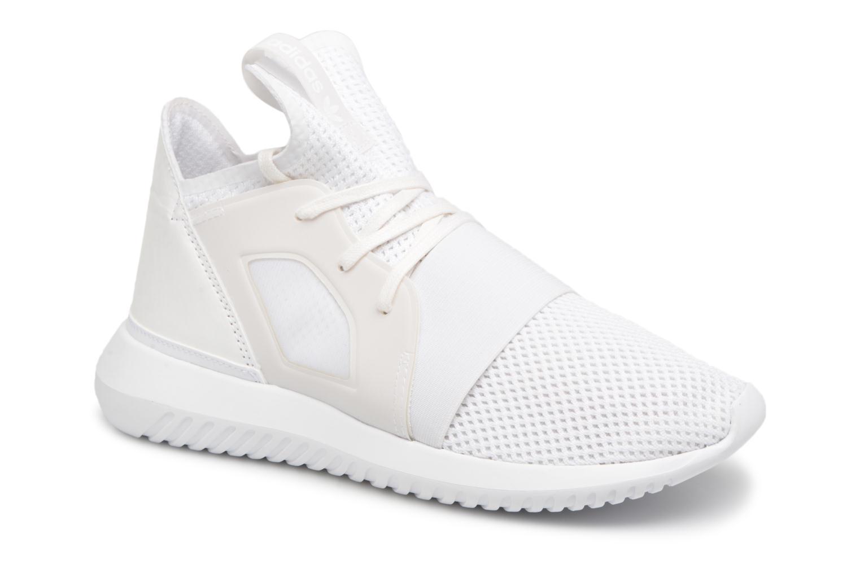 Zapatos promocionales Adidas Originals Tubular Defiant W (Blanco) - Deportivas   Los últimos zapatos de descuento para hombres y mujeres