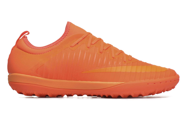Chaussures de sport Nike Mercurialx Finale Ii Tf Orange vue derrière