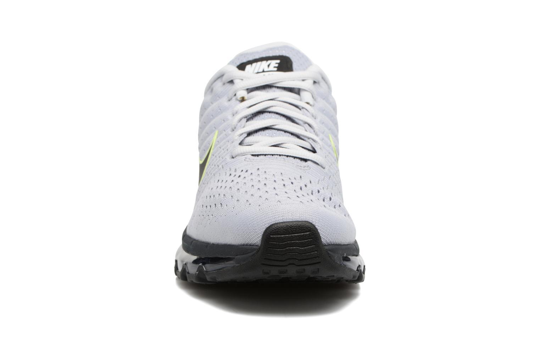 Scarpe sportive Nike Nike Air Max 2017 Grigio modello indossato