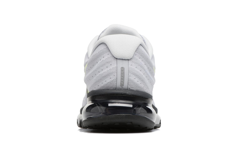 Chaussures de sport Nike Nike Air Max 2017 Gris vue droite