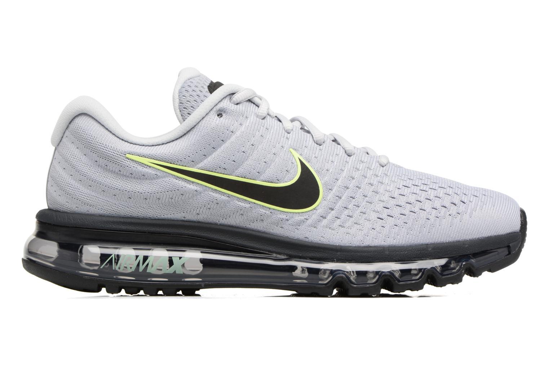 Chaussures de sport Nike Nike Air Max 2017 Gris vue derrière