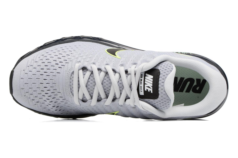 Chaussures de sport Nike Nike Air Max 2017 Gris vue gauche