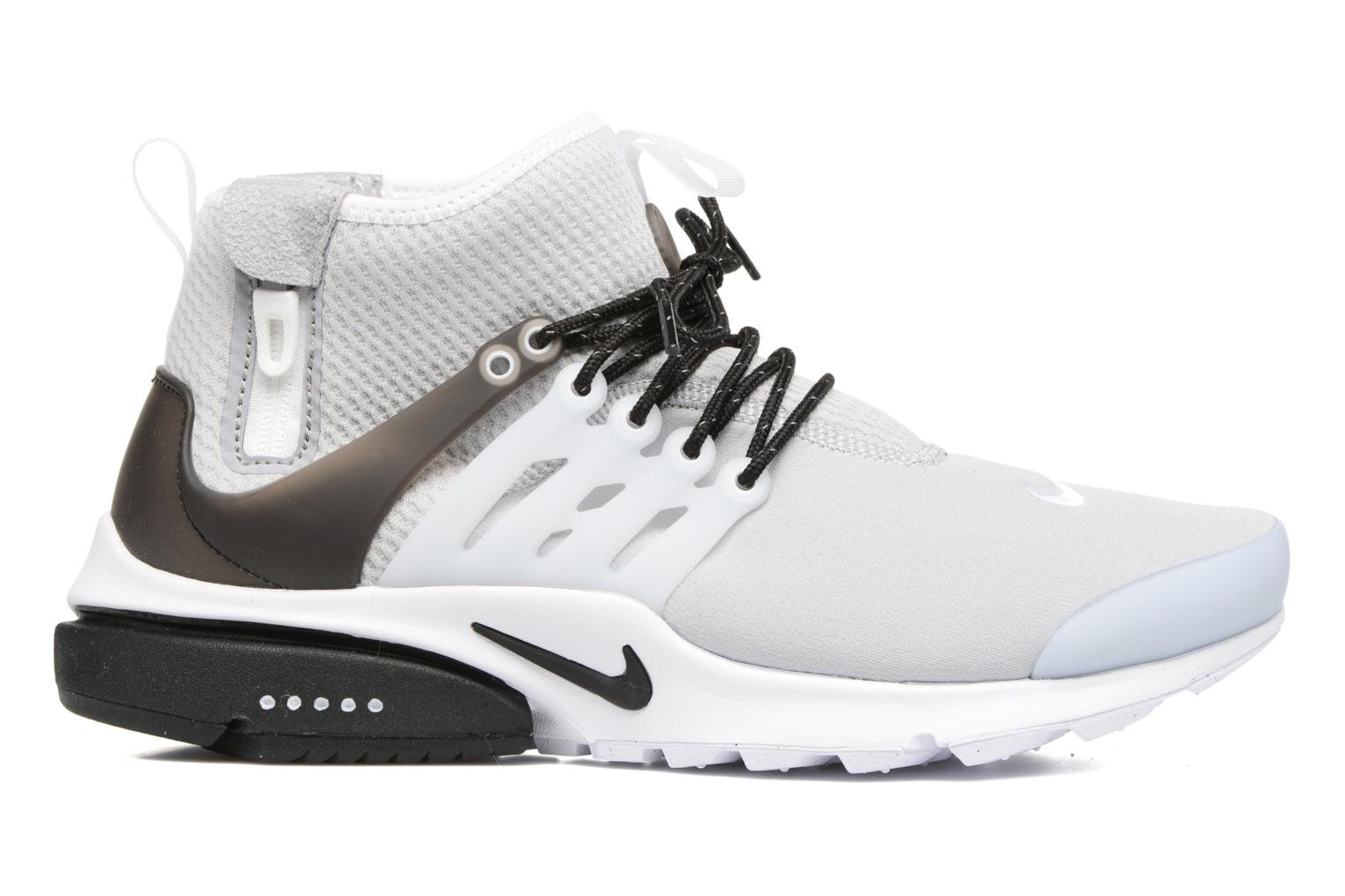 Trainers Nike Nike Air Presto Mid Utility Grey back view
