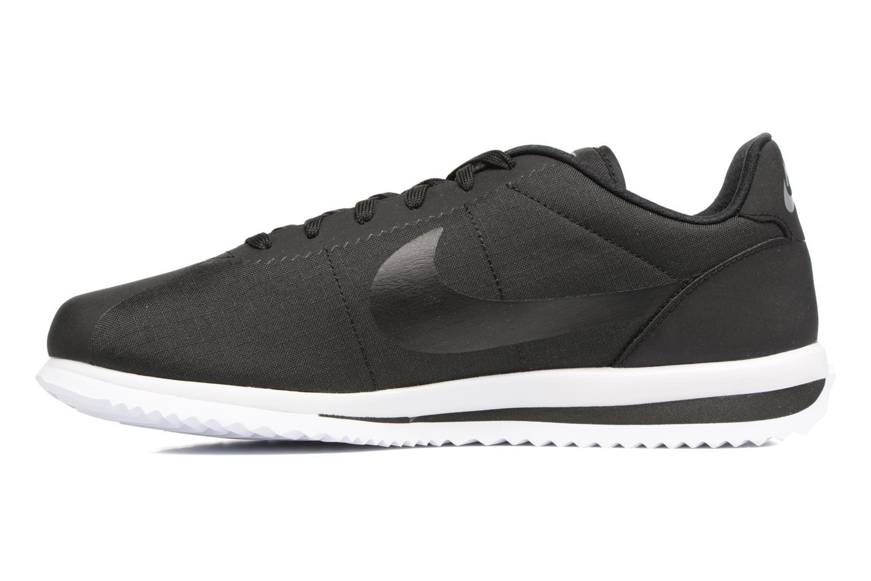 Sneaker Nike Nike Cortez Ultra schwarz ansicht von vorne