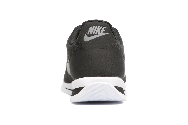 Deportivas Nike Nike Cortez Ultra Negro vista lateral derecha