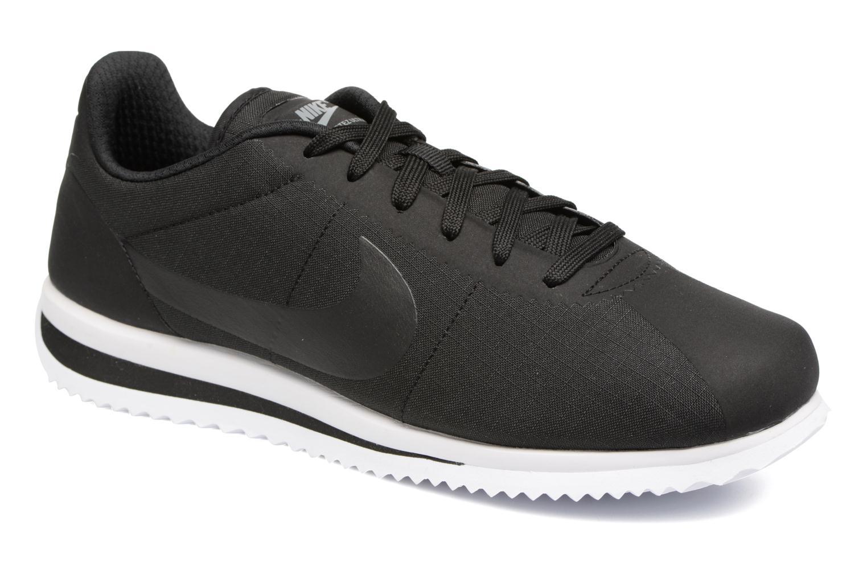Deportivas Nike Nike Cortez Ultra Negro vista de detalle / par