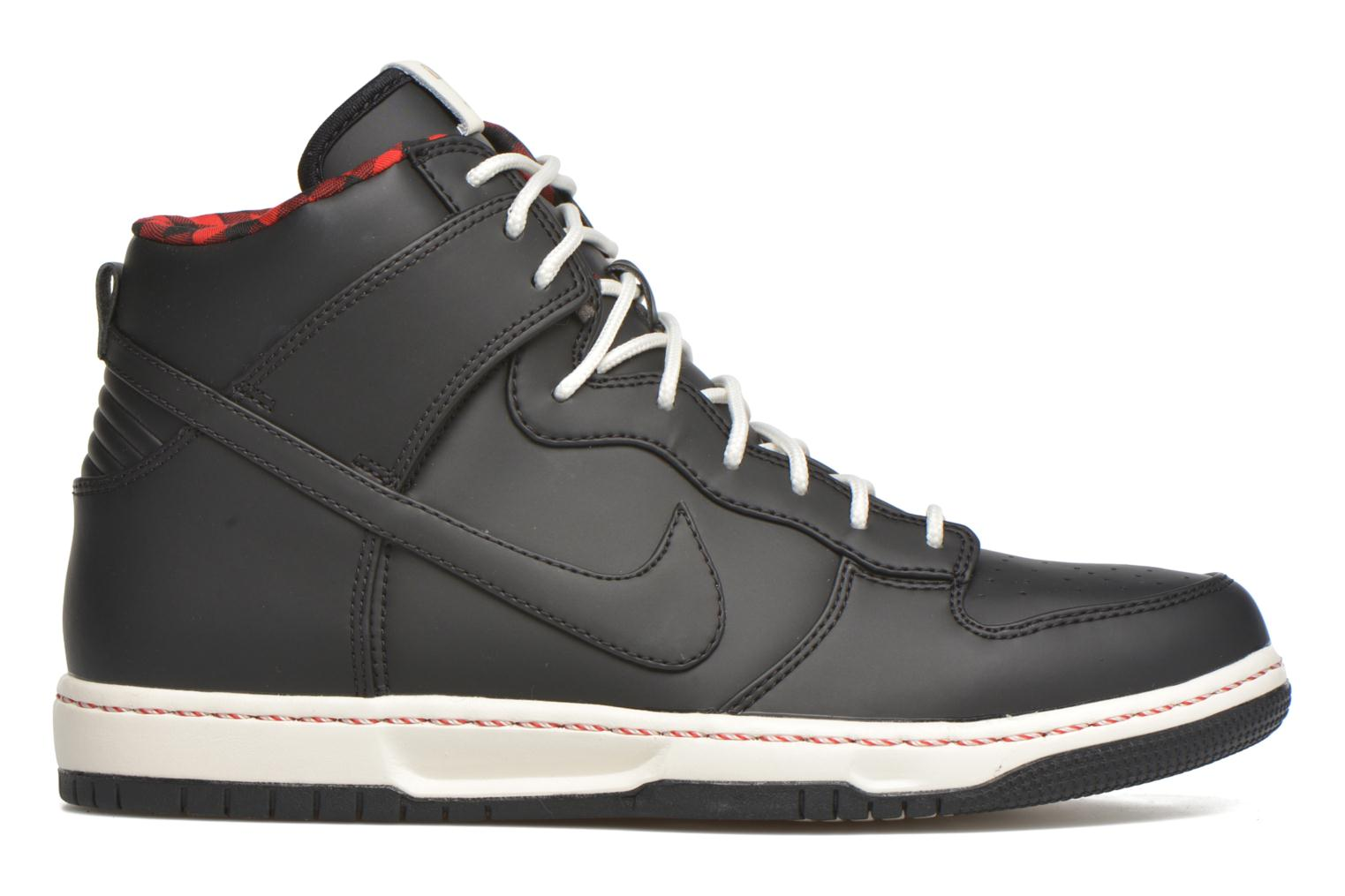 Nike Dunk Ultra Black/Black-Sail-Sport Red