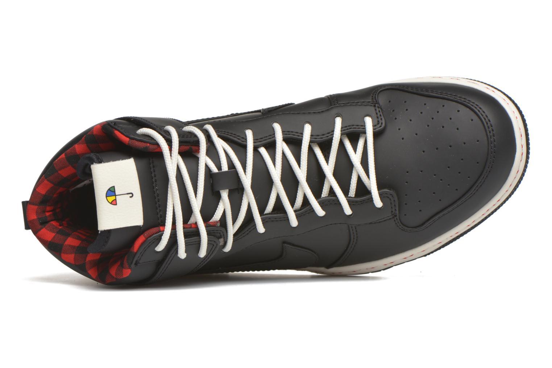 Deportivas Nike Nike Dunk Ultra Negro vista lateral izquierda