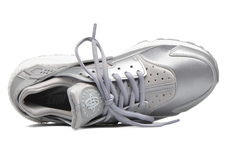 W Air Huarache Run Se Metallic Silver/Matte Silver