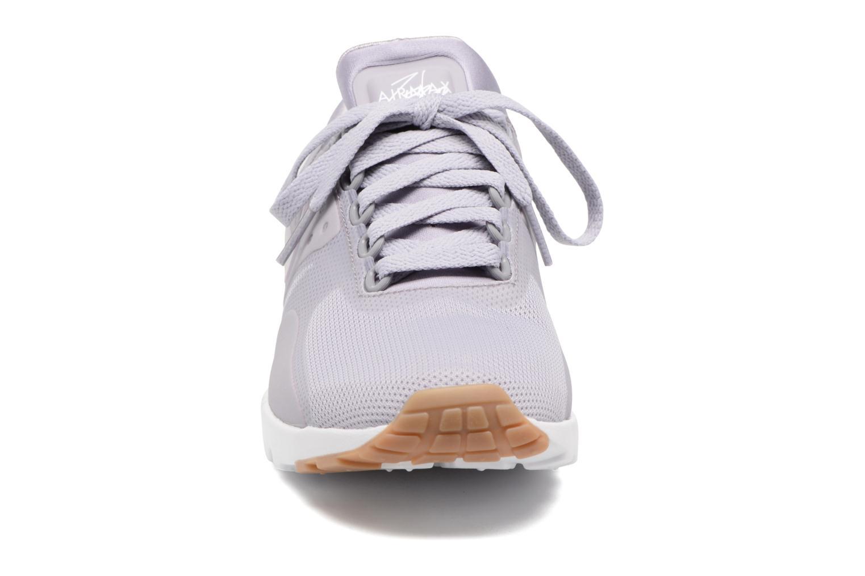 Baskets Nike W Air Max Zero Violet vue portées chaussures