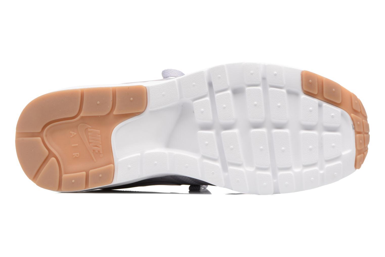 Baskets Nike W Air Max Zero Violet vue haut