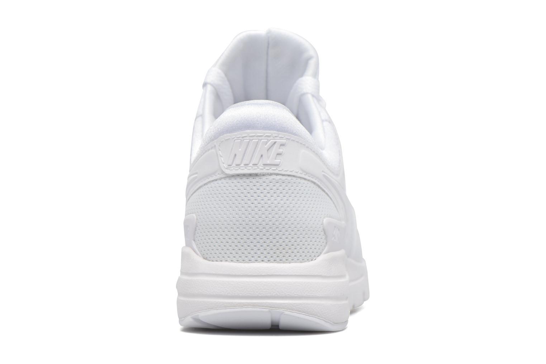 Sneaker Nike W Air Max Zero weiß ansicht von rechts