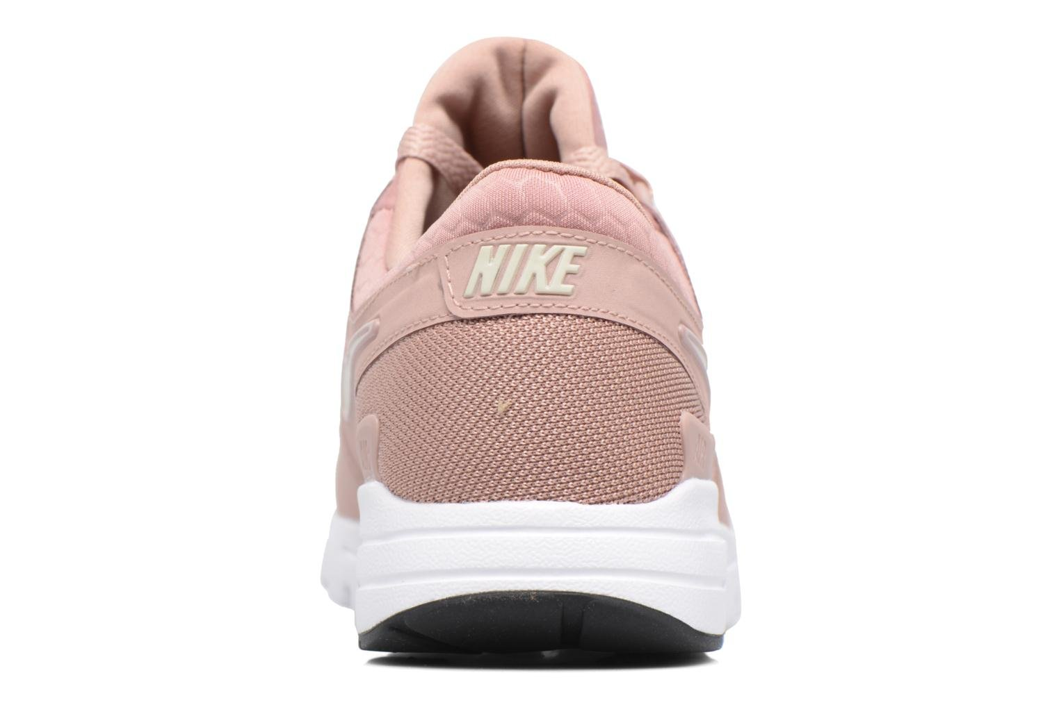 Trainers Nike W Air Max Zero Pink view from the right