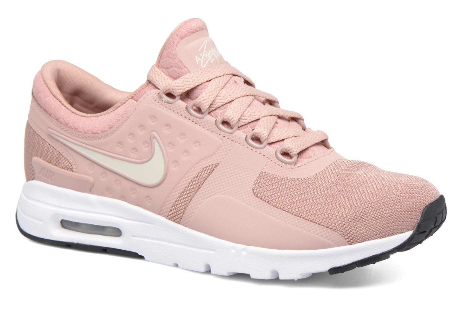W Air Max Zero Particle Pink/Light Bone-Black-White