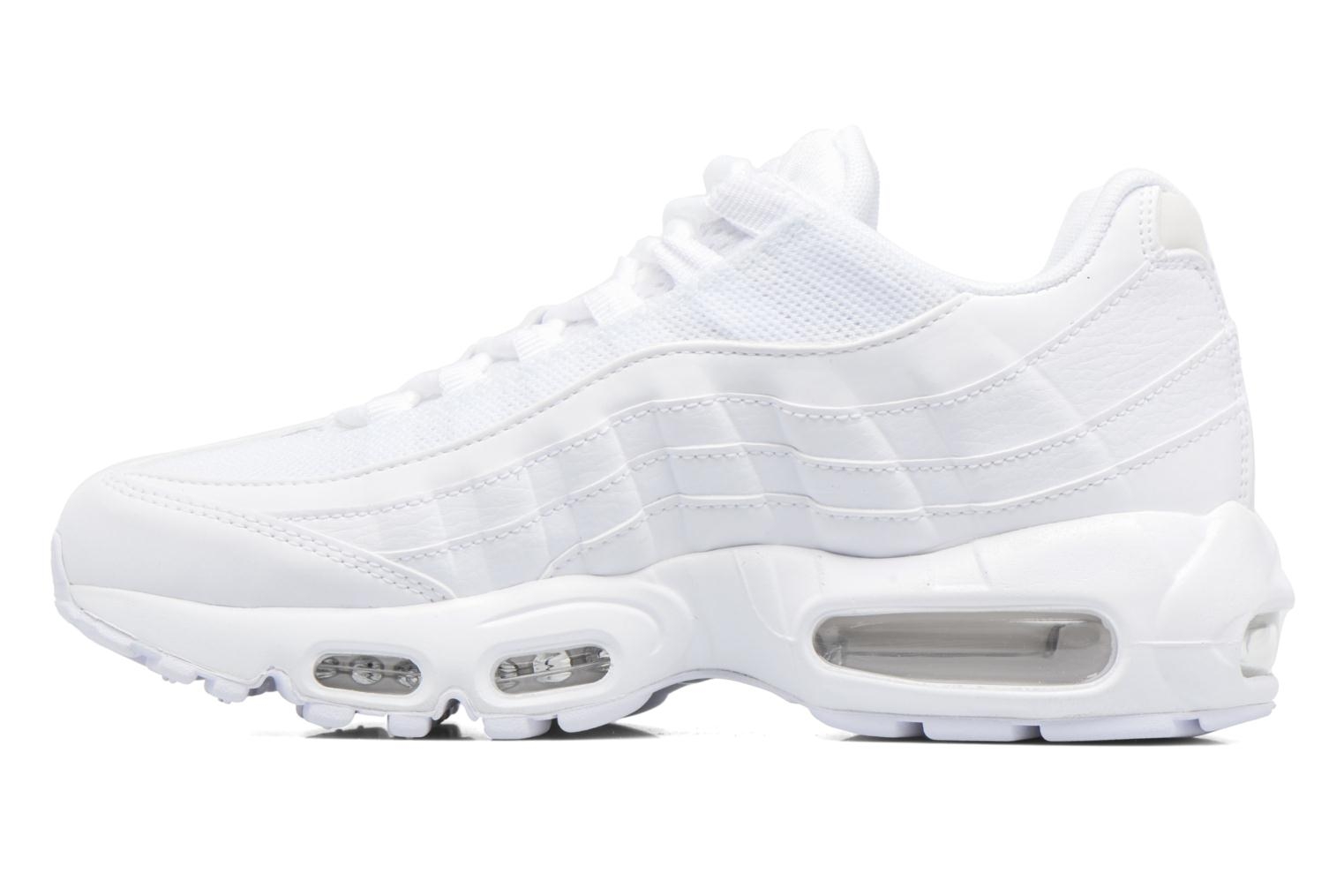 Baskets Nike Wmns Air Max 95 Blanc vue face
