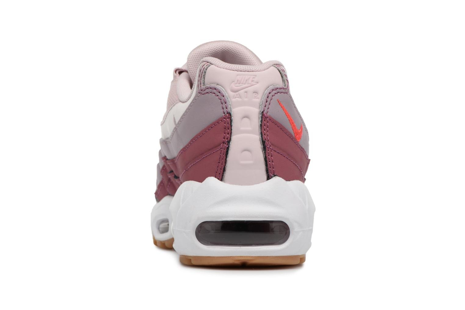 Trainers Nike Wmns Air Max 95 Pink view from the right