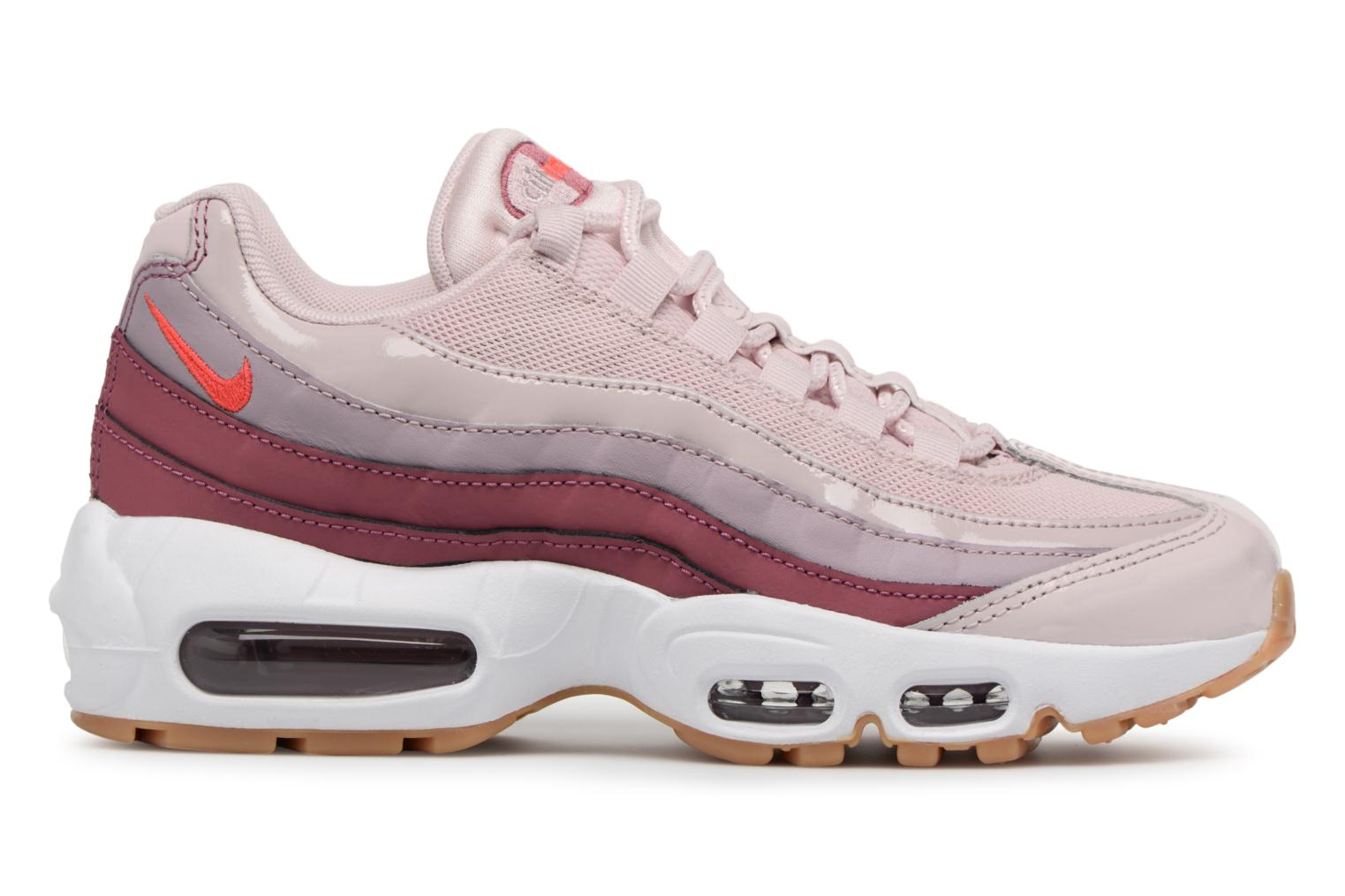 Trainers Nike Wmns Air Max 95 Pink back view