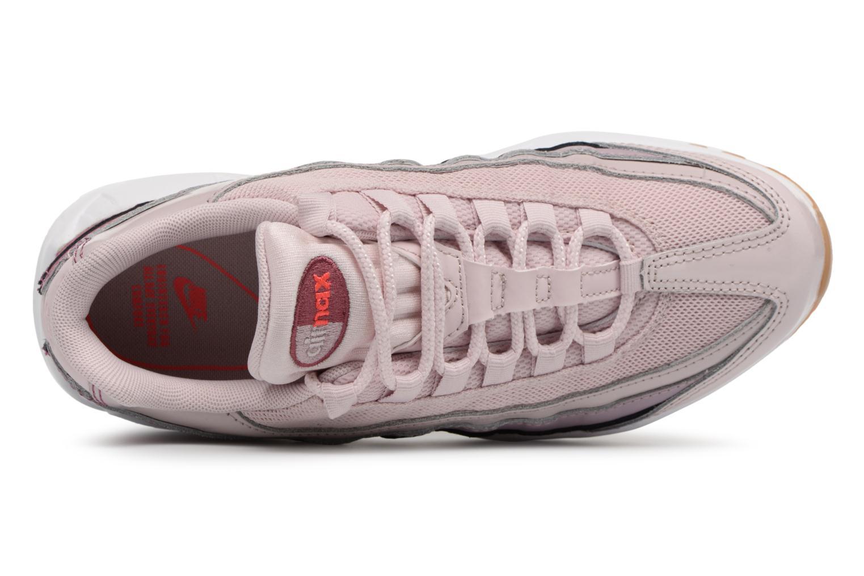 Baskets Nike Wmns Air Max 95 Rose vue gauche