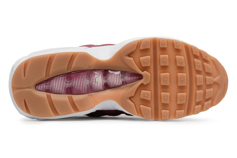 Baskets Nike Wmns Air Max 95 Rose vue haut