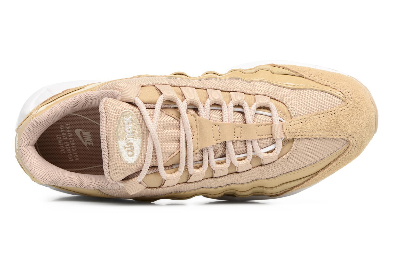 Baskets Nike Wmns Air Max 95 Beige vue gauche
