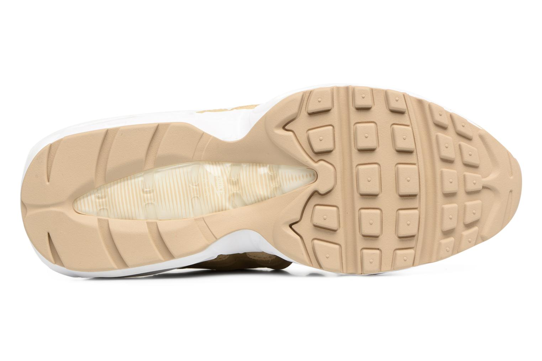 Baskets Nike Wmns Air Max 95 Beige vue haut