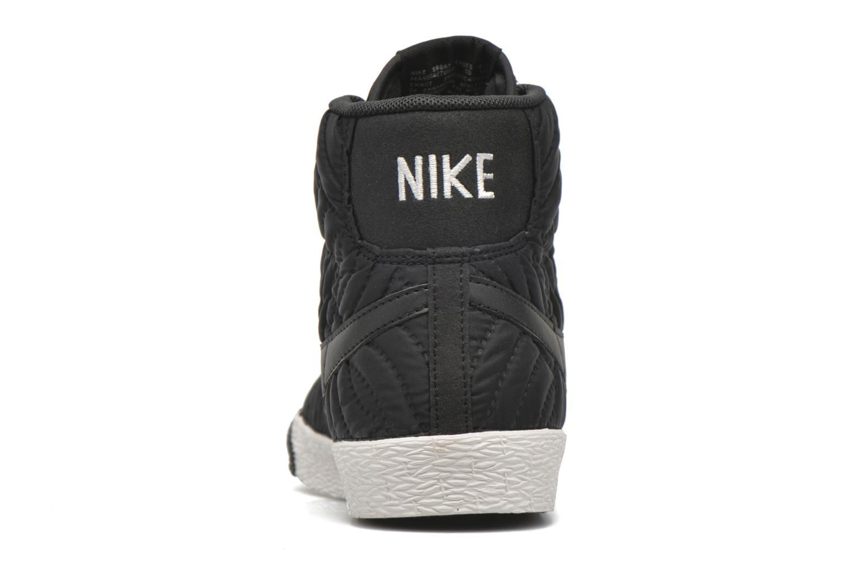 Sneakers Nike Wmns Blazer Mid Prm Se Zwart rechts