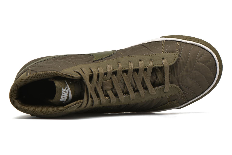 Sneakers Nike Wmns Blazer Mid Prm Se Groen links