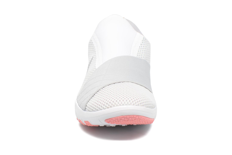 Wmns Nike Free Connect White/Metallic Silver-Wolf Grey