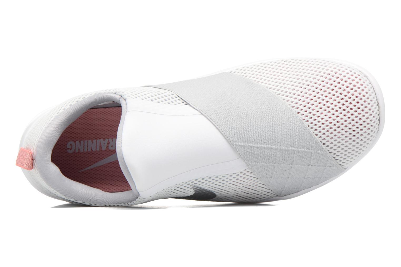 Zapatillas de deporte Nike Wmns Nike Free Connect Blanco vista lateral izquierda