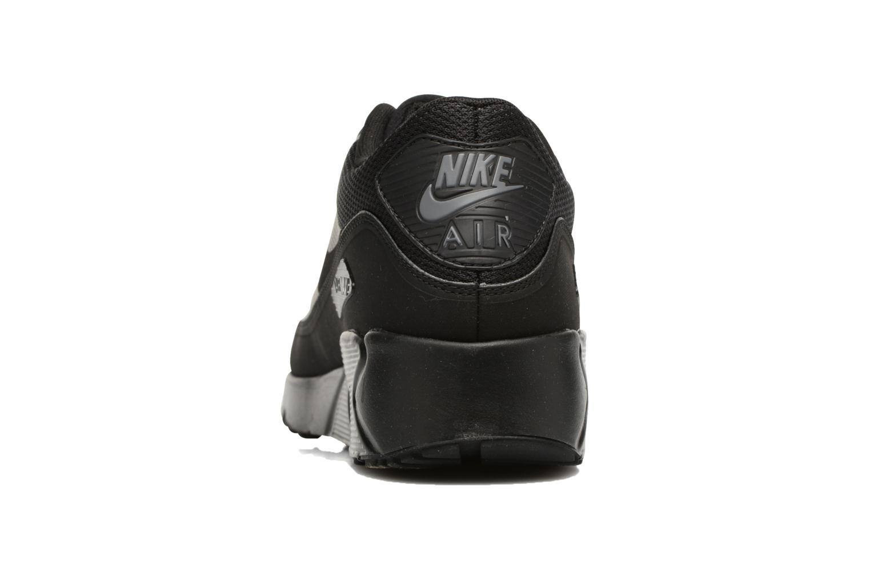 Deportivas Nike Air Max 90 Ultra 2.0 Essential Negro vista lateral derecha