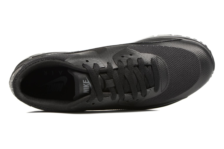 Deportivas Nike Air Max 90 Ultra 2.0 Essential Negro vista lateral izquierda