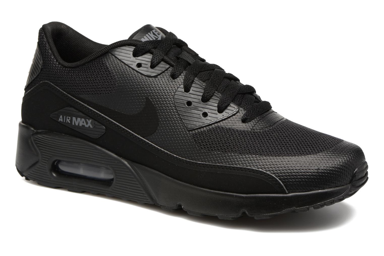 Deportivas Nike Air Max 90 Ultra 2.0 Essential Negro vista de detalle / par